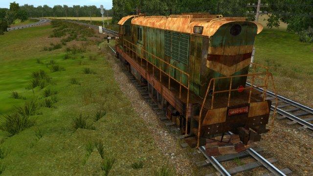 скачать игру Trainz Simulator 2009 русские поезда через торрент - фото 6